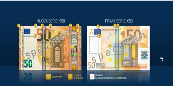 50 euro nuovi