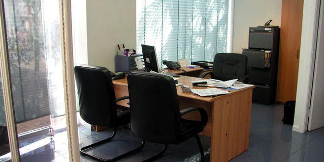organizzare l'ufficio