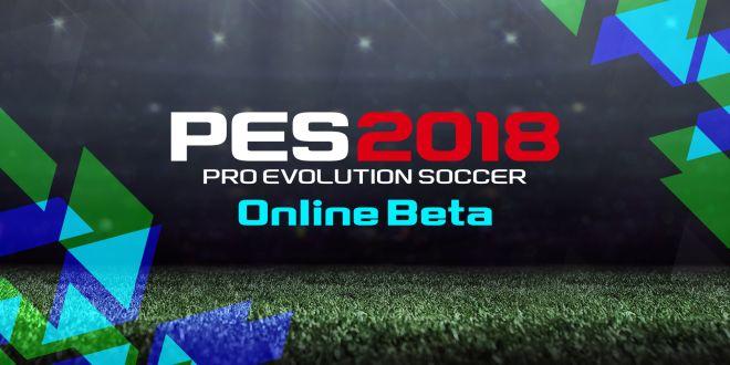 pes 2018 beta