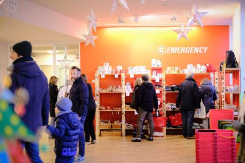 mercatino Emergency Milano