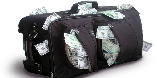 viaggiare con i contanti