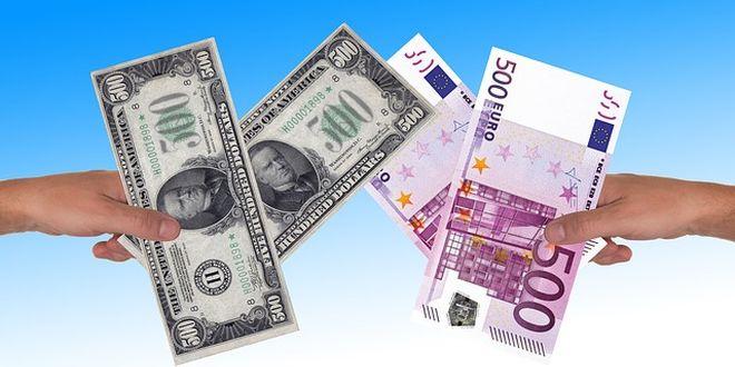cambiare euro in dollari