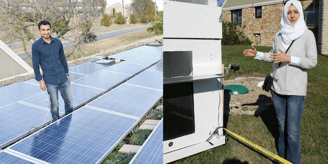 pannelli solari più efficienti tetto verde