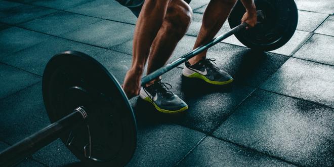 tremori dopo allenamento pesi