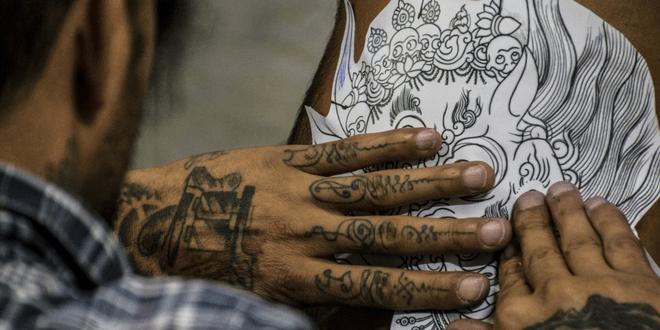 cancellazione tatuaggio