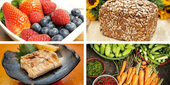 dieta della Mayo Clinic cibi