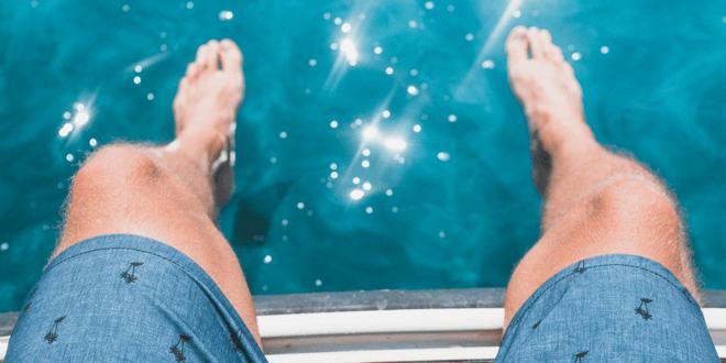 sgonfiare ginocchia piene di liquido