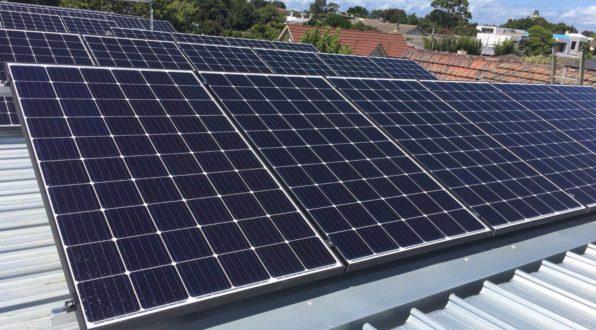 pannello fotovoltaico silicio monocristallino