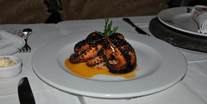 polpo con patate ricetta dieta mima-digiuno
