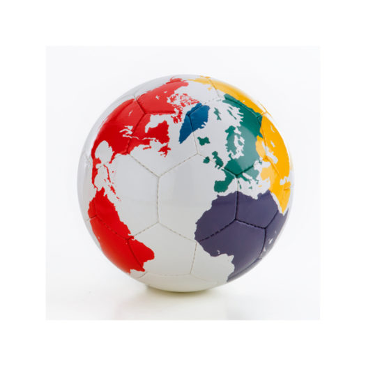 pallone mappamondo Emergency