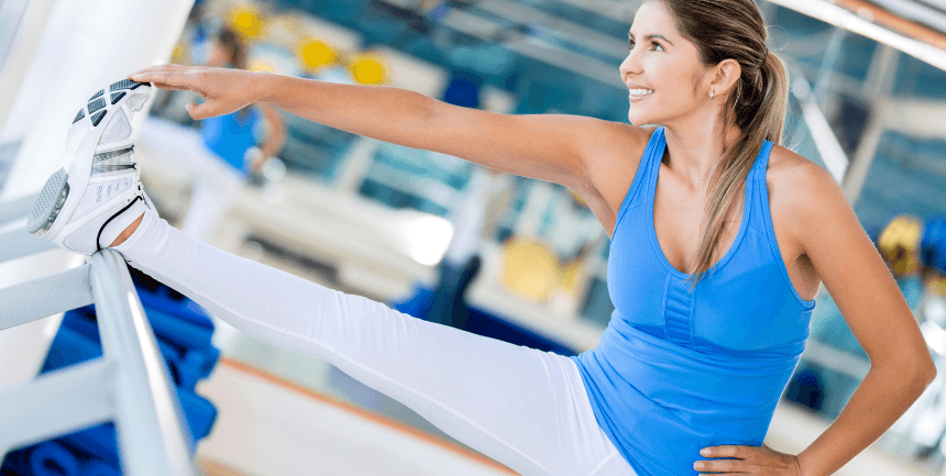 esercizi per dimagrire sulle gambe