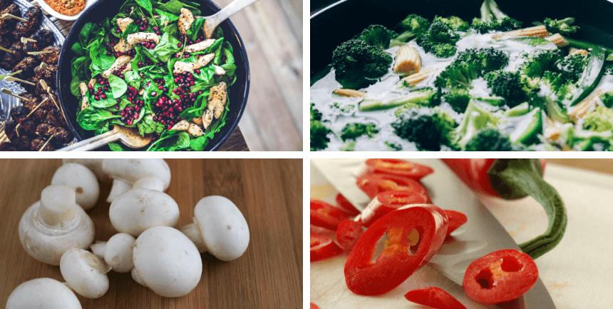 verdure migliori per la dieta dimagrante