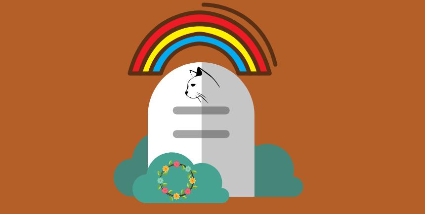 dove seppellire il gatto cimiteri giardino