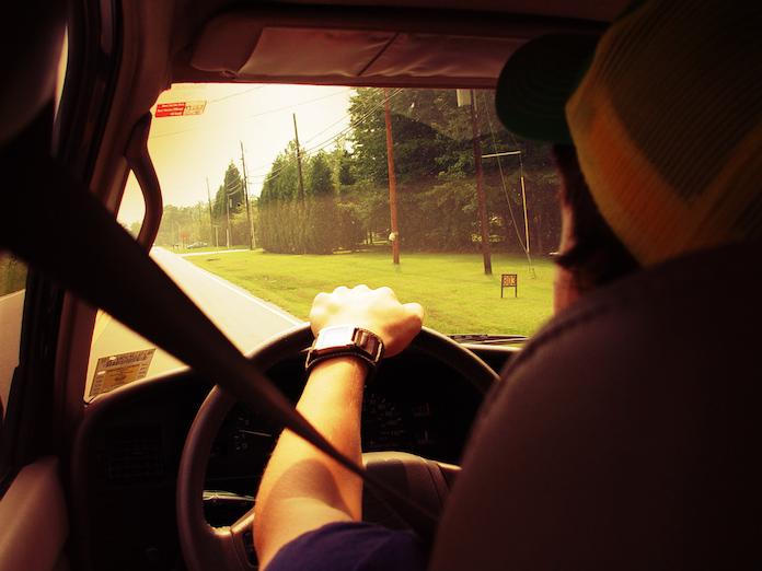 guidatore auto
