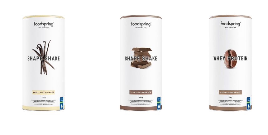 Foodspring Shape Shake