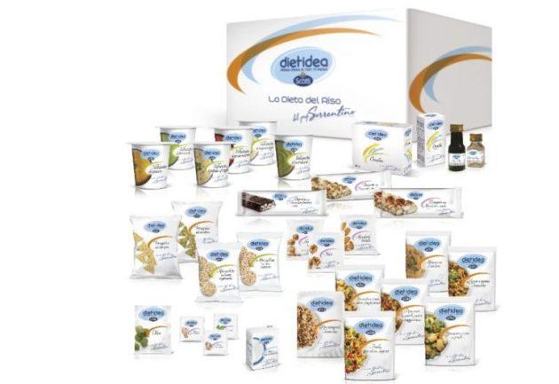 prodotti Dietidea