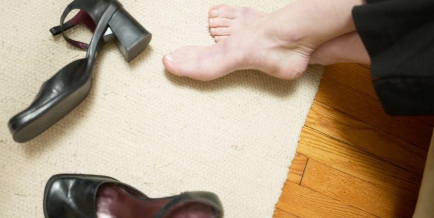 piedi sudati diabete