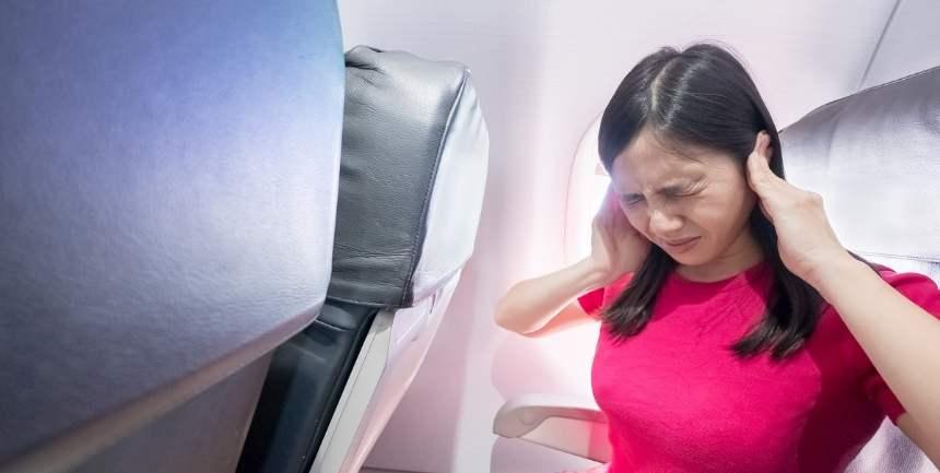 come si stappano le orecchie in aereo
