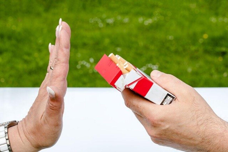smettere di fumare fa guarire i polmoni dai danni del fumo