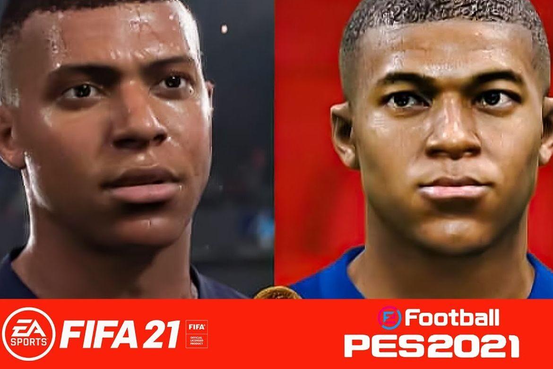 Fifa 21 e Pes 2021